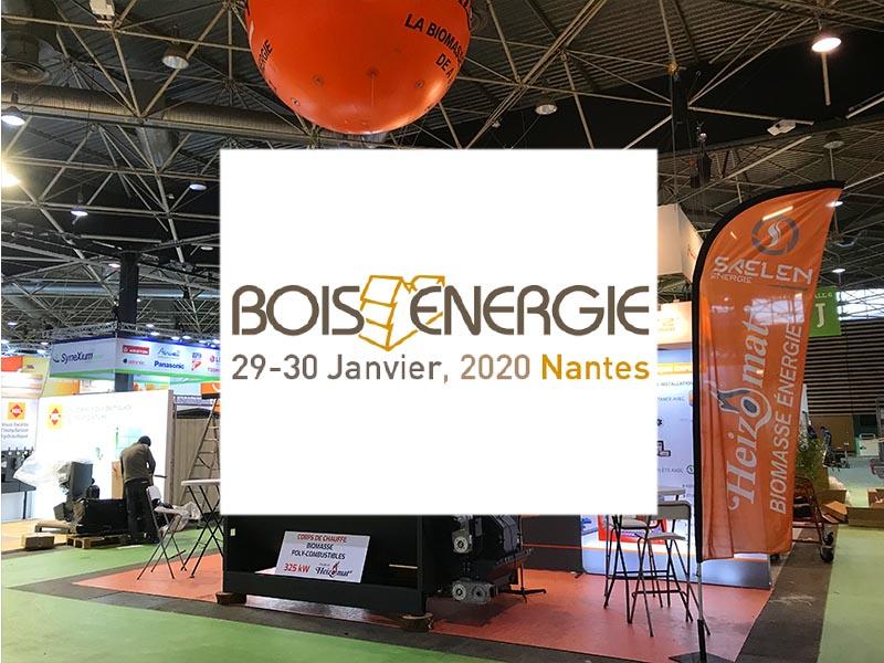 Salon Bois Energie Nantes 2020
