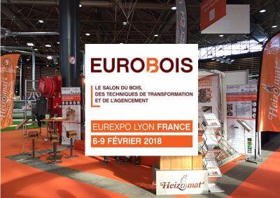 SALON EUROBOIS – Lyon 2020